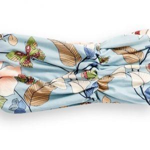 Christine Headwear CHITTA HEADBAND Oriental Flowers | Elly-K.com.au