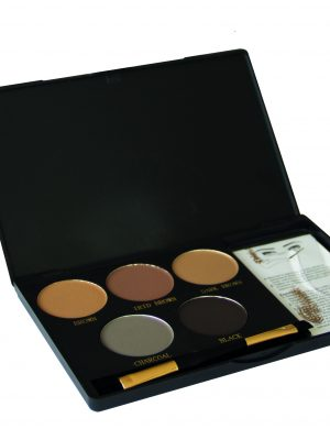 Eyebrow Make Up Palette by Ellen Wille | Perfectly Styled Eyebrows | Elly-K
