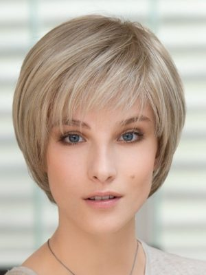 Ideal Top Piece by Ellen Wille Wigs | 100% Remy Human Hair, Mono, 100% Hand Tied, Lace Front Topper | Elly-K.com.au