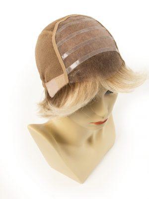 "Cap Size Average | Hair Length: Front: 3"" | Crown: 4.5"" | Side: 4"" | Nape: 2.5"""