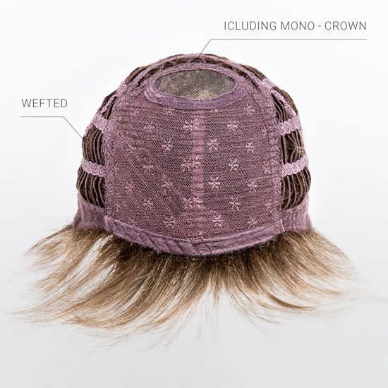 Mono Crown Wefted Cap