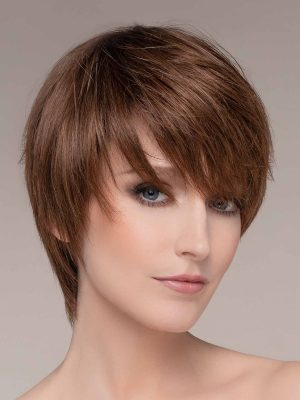AWARD by Ellen Wille | Chocolate Mix | Medium to Dark Brown Base with Light Reddish Brown Highlights