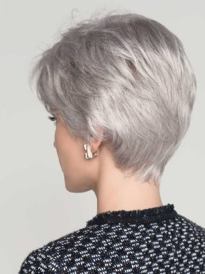Cara Deluxe | The top area has a 100% hand-tied monofilament construction: wherever you part the wig, it will give the impression that the hair is coming from your own scalp | Elly-K.com.au