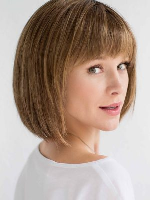 Change By Ellen Wille | Short Wigs | Colour Mocca Rooted | Elly-k.com.au