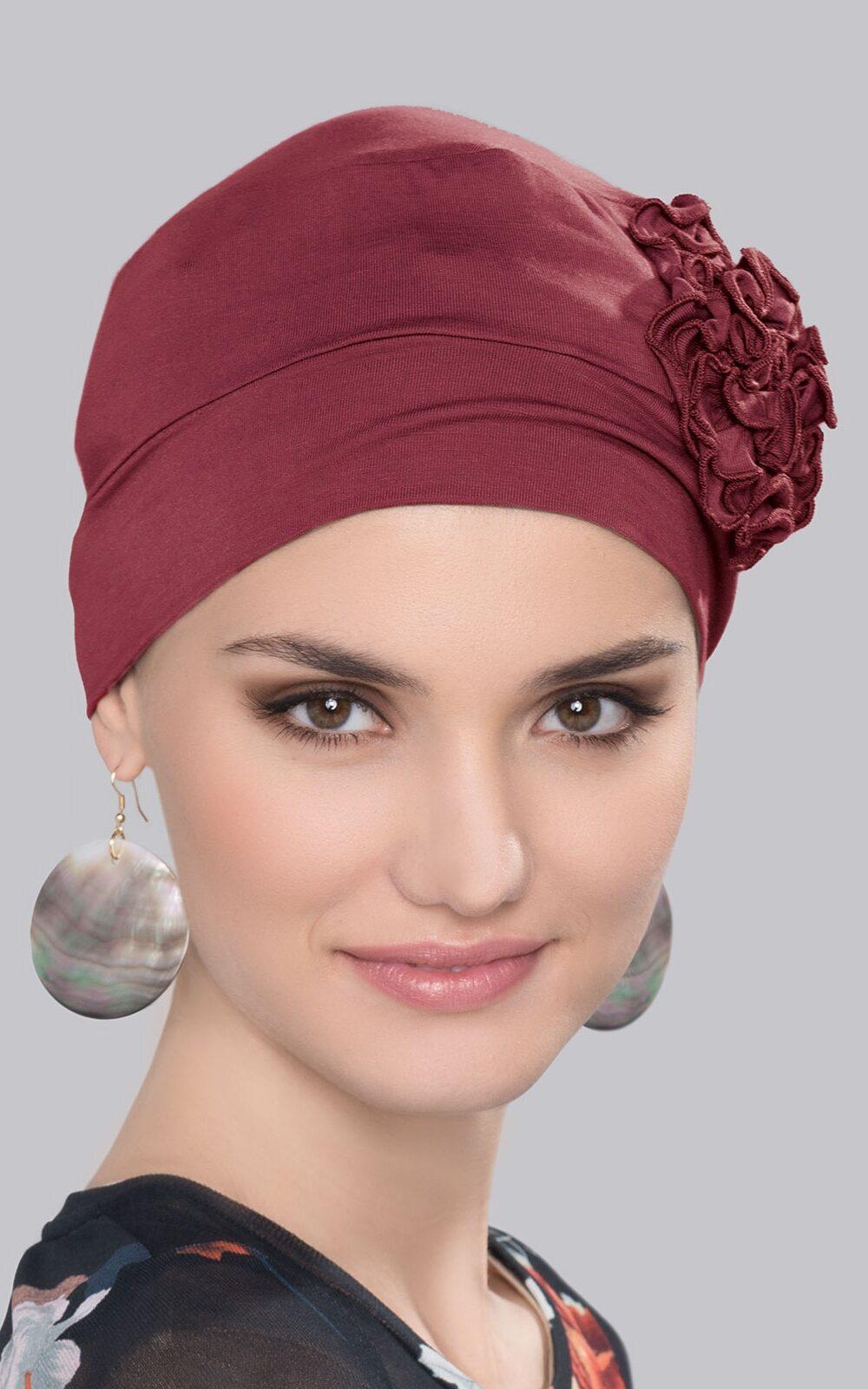 Lyra   Turban For Cancer   Ellen Wille Headwear - Wigs   Elly-k