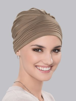 Maia Turban by Ellen Wille | Colour TAUPE