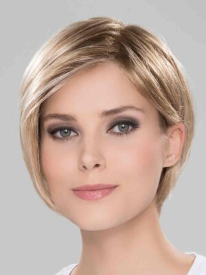 Amy Deluxe | Synthetic Lace Front Wig (100% Hand-Tied) by Ellen Wille | Light Caramel Rooted | Elly-K.com.au