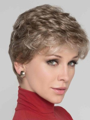 Apart Hi | Synthetic Lace Front Wig (Wefted Cap) by Ellen Wille | Sandy Blonde Mix | Elly-K.com.au