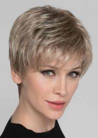 Carol Mono   Synthetic Lace Front Wig (Mono Top) by Ellen Wille   Sandy Blonde Mix   Elly-K.com.au