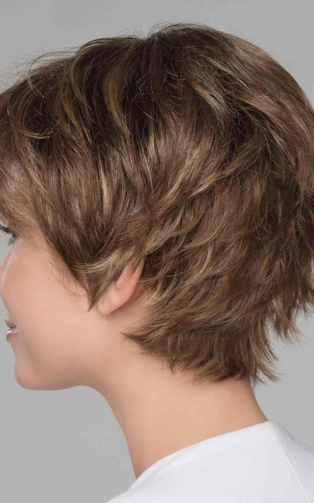 Flip Mono by Ellen Wille   Short Lace Front Synthetic Wig   Offers many styling options   Elly-K.com.au