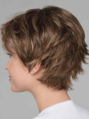 Flip Mono by Ellen Wille | Short Lace Front Synthetic Wig | Offers many styling options | Elly-K.com.au