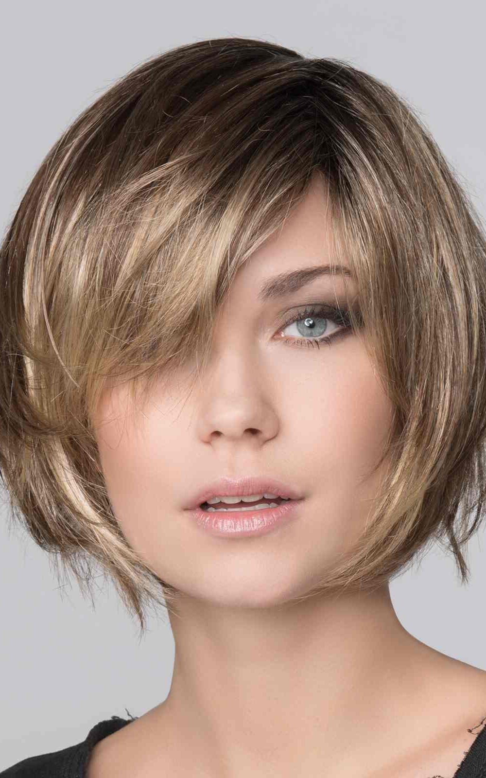 Fresh by Ellen Wille  Textured ends create a modern look with movement   Elly-K.com.au