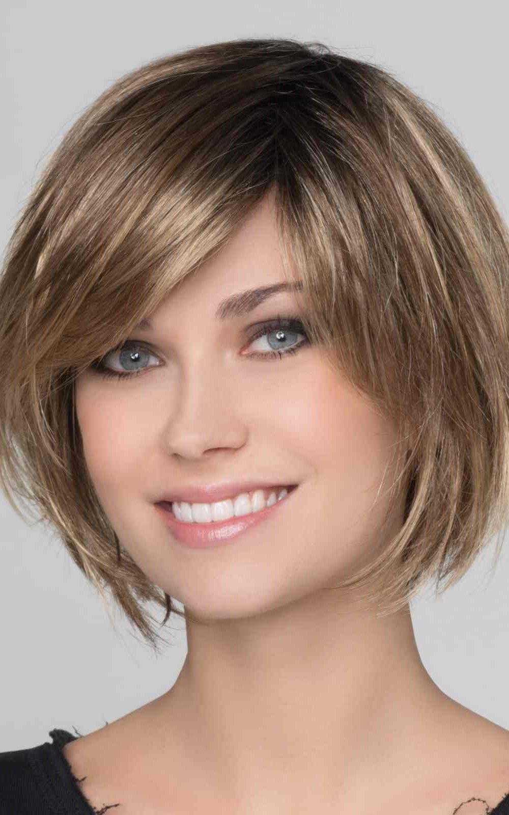 Fresh by Ellen Wille | Colour Light Bernstein Rooted | Light Auburn, Light Honey Blonde, and Light Reddish Brown blend with Dark Roots | Elly-K.com.au