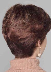 The layers at the nape have been carefully tapered which will follow your silhouette