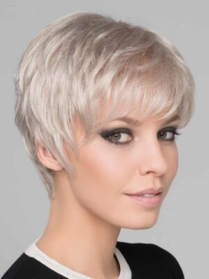 Light Mono is a hand-knotted monofilament to create the appearance of natural hair growth wherever you part the hair
