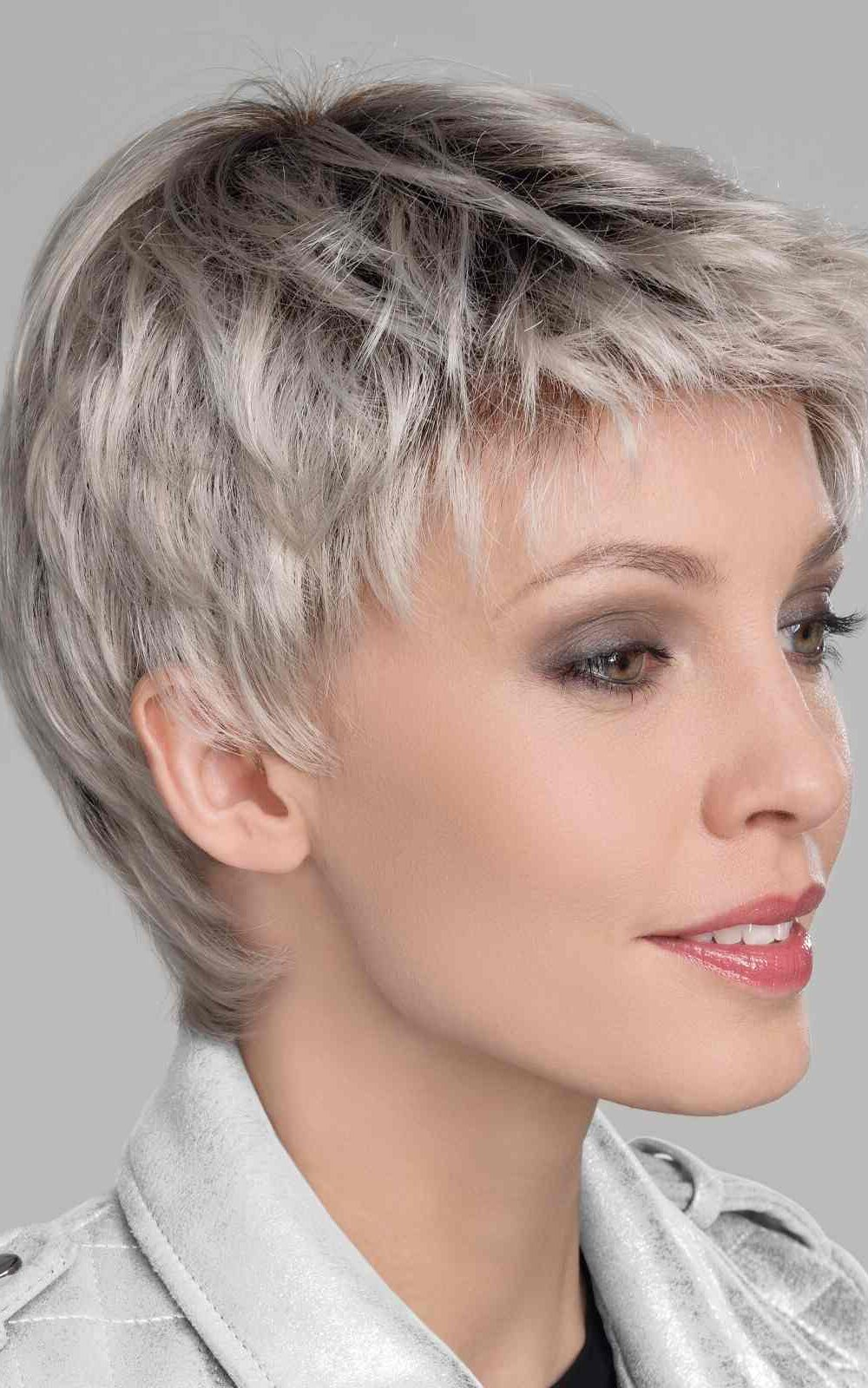 Risk by Ellen Wille | Lightweight pixie cut with short bangs – it weighs 56 grams  | Elly-K.com.au