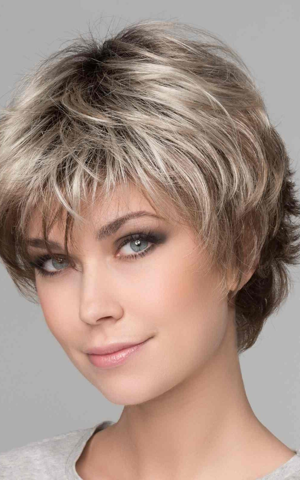 Club 10 Wig by Ellen Wille | Short Synthetic Wig | Colour Sand Multi Rooted | Elly-k.com.au