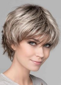 Club 10 Wig by Ellen Wille | Short Synthetic Wig | Longer neckline provides coverage and comfort | Elly-K.com.au