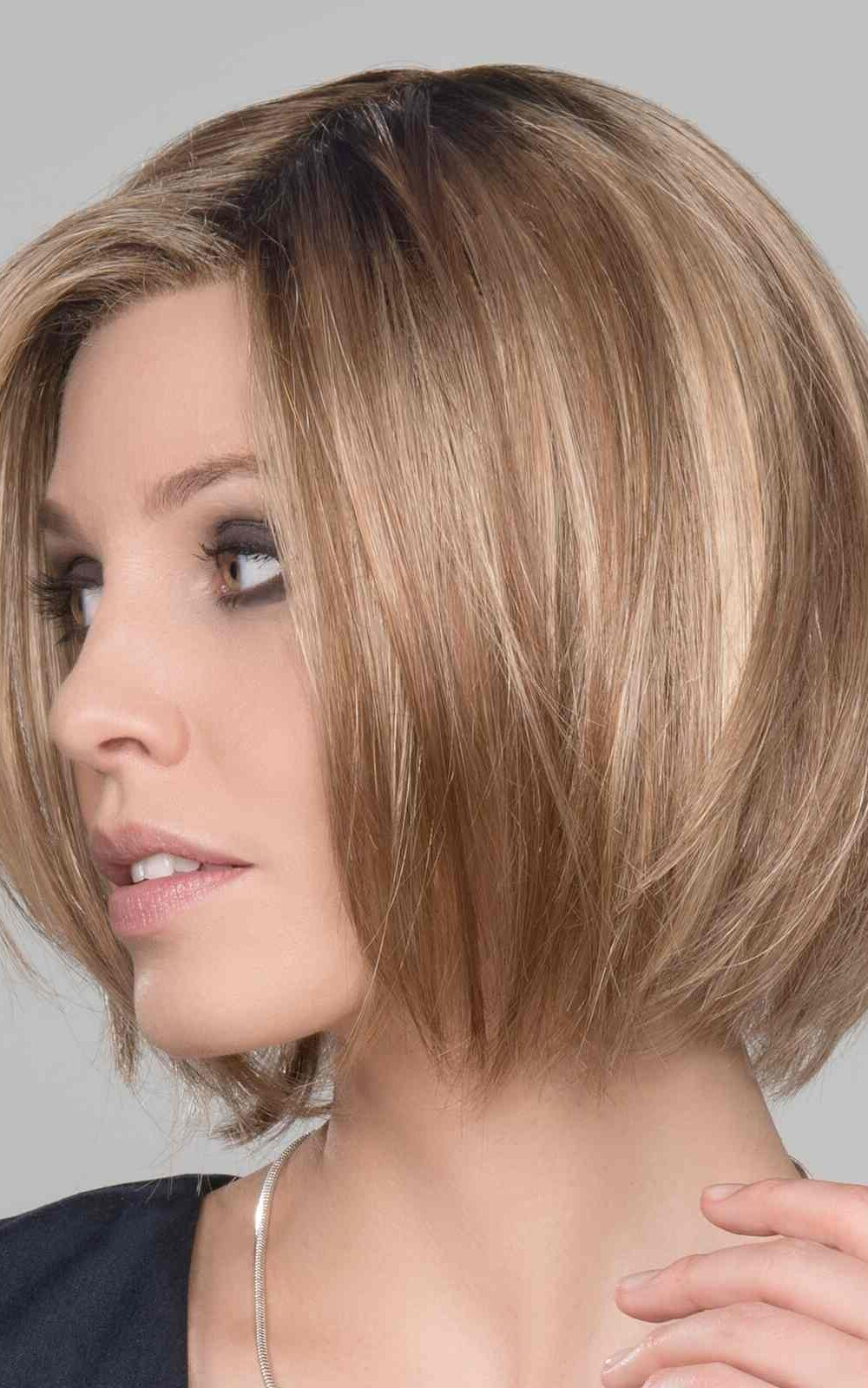 BEST SELLER   Chin length layers with natural fullness   Elly-K.com.au
