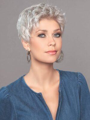 Tab Wig by Ellen Wille | Silver Mix