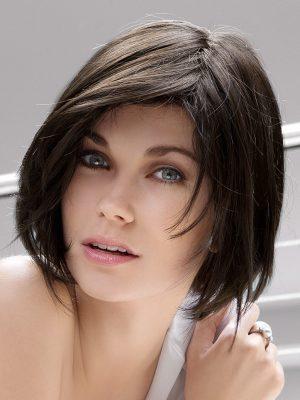 Gloss Long Remy Human Hair Wig by Ellen Wille | Espresso Mix | Elly-k.com.au