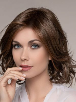 The Appeal is a Remy human hair layered bob with styling versatility