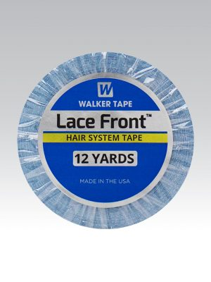 12 Yards Lace Front Tape For Wigs Hair systems Hairpieces | Hair wig care | Elly-k.com.au
