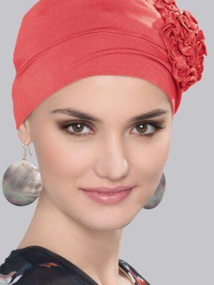 Lyra Headwear by Ellen Wille | Coral