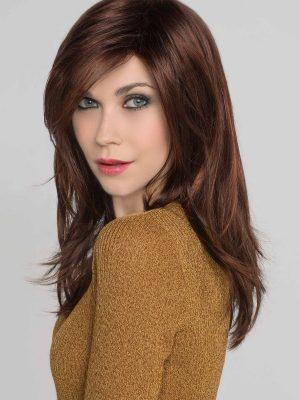 VOGUE by ELLEN WILLE in AUBURN MIX | Auburn, Bright Copper Red, and Dark Brown Blend