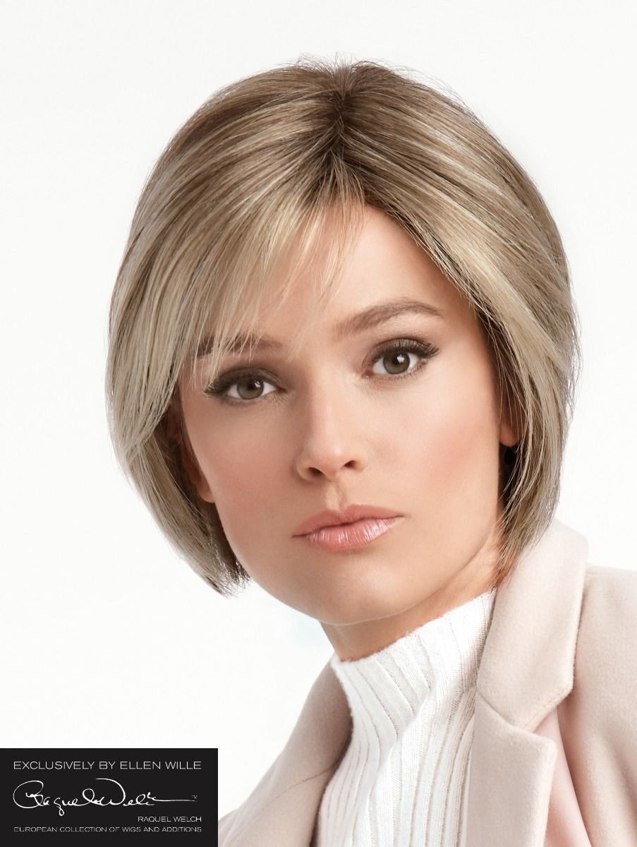 Cape Mono by Raquel Welch | Extended Lace Front and Hand-Tied Mono Part for a natural look