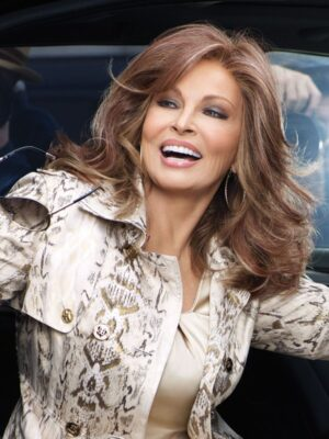 L.A. Mono by Raquel Welch | Lace front for a natural hairline