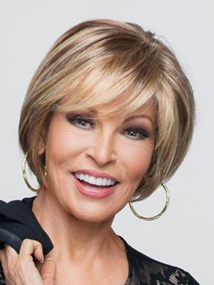 EAST LUXURY BY RAQUEL WELCH   In Champagne Mix   Has an extended lace front that gives you amazing off-the-face styling versatility.