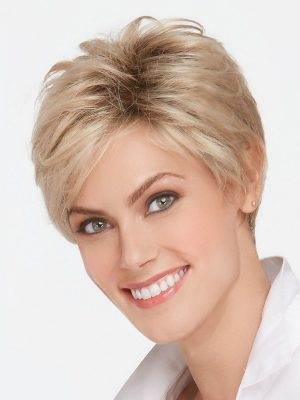 Island Mono by Raquel Welch   Lace Front and Mono Part Synthetic Wig