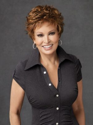 MALIBU BY RAQUEL WELCH | The Cap is a 100% hand-tied base that gives the most natural look and movement available.