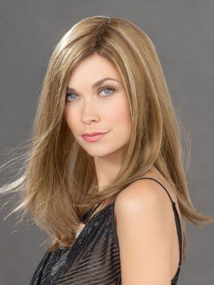 PLEASURE Hair Topper by ELLEN WILLE | Light Bernstein Mix