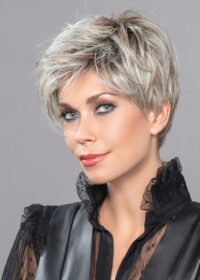 Link by Ellen WIlle | Short cropped wig with heat friendly hair