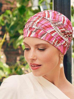 Christine Headwear Yoga Turban 2000-0709