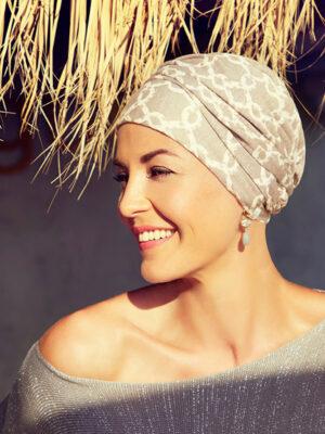 Christine Headwear | Shakti Turban 1417-0640