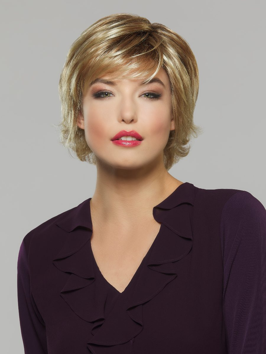 The Gabby has lots of styling options, change your look, by combing through the flicks