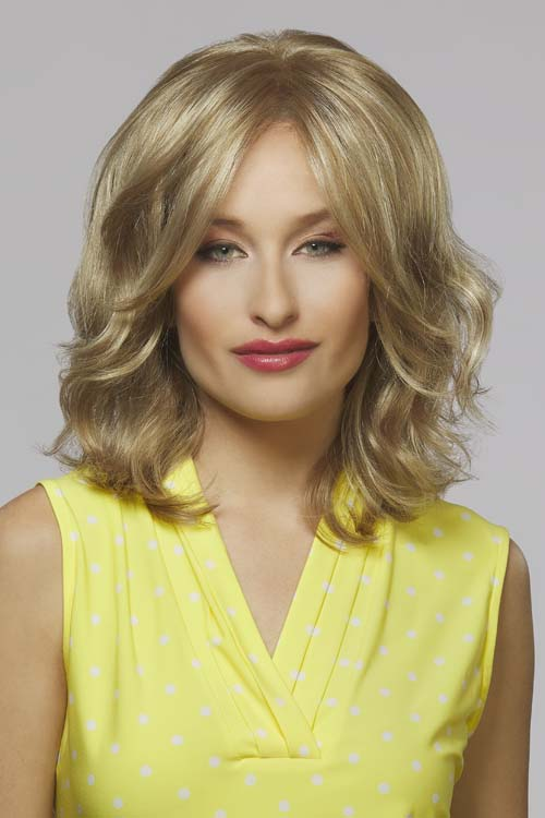 Kendall by Heny Margu   This gorgeous style features wavy layers for tons of movement.