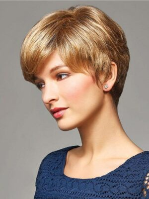 Annette by Henry Margy | The cap has open wefts to allow your scalp to breathe and stay cool