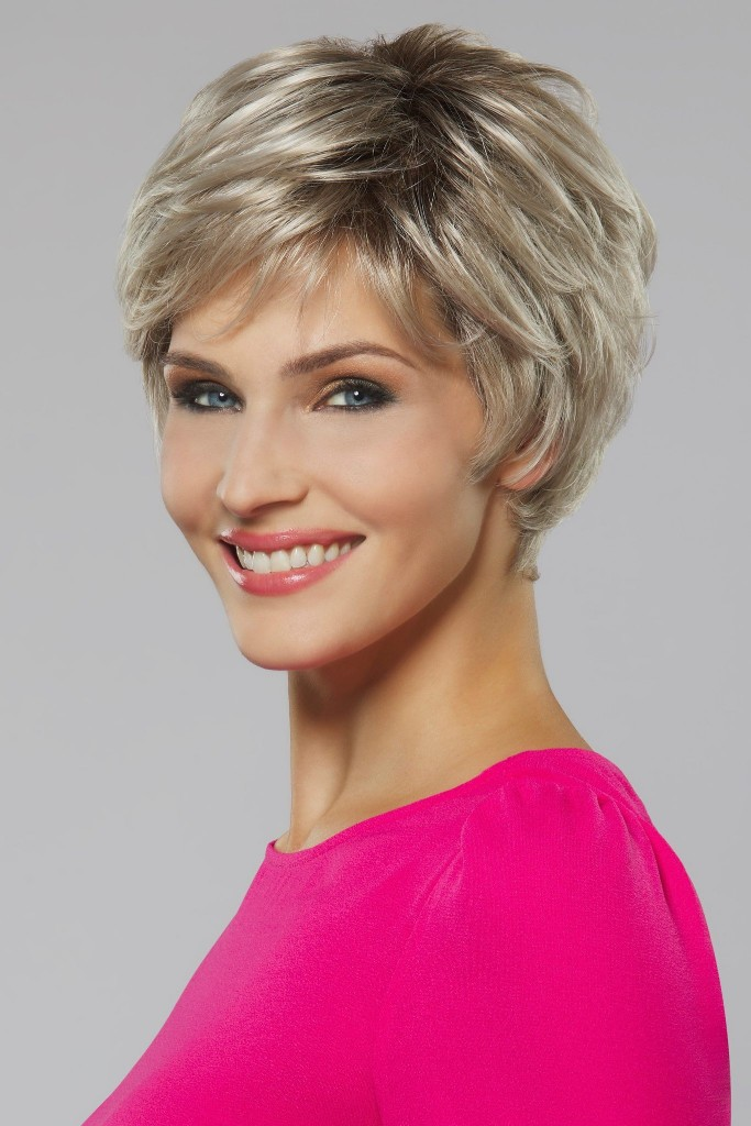 Iris by Henry Margu Wigs   Color Shown: 60/101GR