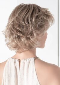 The Bloom is luxurious, 100% hand-tied, monofilament, and lace front to give the ultimate look and feel. It is prestyled and ready to wear.