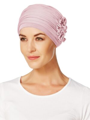 LOTUS TURBAN Rose Melange 1003-0320
