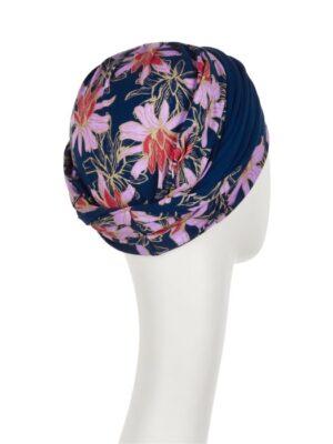 SHAKTI TURBAN Flowering Blues 1418-665